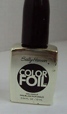 Sally Hansen Limited Edition Color Foil Polish I Heart Nail Art 460 Yellow Gold