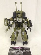 Transformers Movie 2007 Leader Class Decepticon Brawl 100% Complete w/ instructi