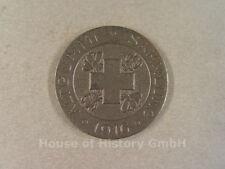 """Deutsches Rotes Kreuz, DRK:  Medaille """"Altgummi Sammlung 1916"""", Eisen, 72809"""