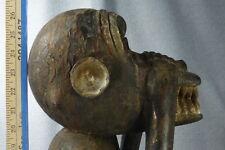 Old Baule Monkey statue