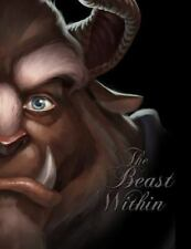 DISNEY Villains The Beast Within A Tale of Beauty's Prince Serena Valentino NEW