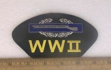 World War II Combat Infantry Badge Embroidered Patch