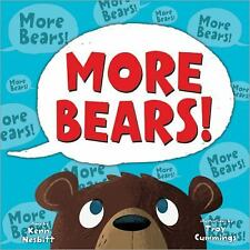 More Bears! by Kenn Nesbitt (2010, Hardcover)