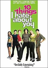 10 Things I Hate About You [VHS], Very Good VHS, Daryl Mitchell, Larry Miller, G