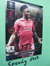 Champions League 2015 Limited Edition Sterling  Panini Adrenalyn 14 15