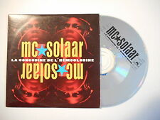 Mc SOLAAR : LA CONCUBINE DE L'HEMOGLOBINE [ CD SINGLE RTL PORT GRATUIT ]