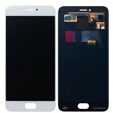 5.2'' White Meizu Pro 6 M570 MX6 Pro LCD Display Touch Screen Digitizer Assembly