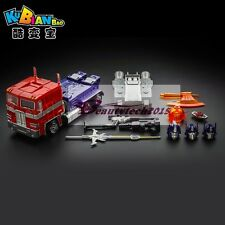 In Box! KBB Robot G1 Metal Parts Masterpiece Optimus Prime MP10V MP10-V