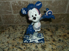 "Disney's Mickey Mouse 2010 MLB All Star Los Angeles Dodgers Figurine ""NEW"""