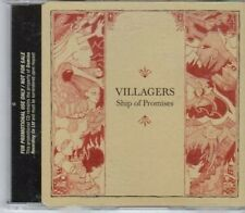 (BW58) Villagers, Ship of Promises - 2010 DJ CD