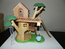 Calico Critters Tree House Treehouse Sylvania Families Play Set EPOCH