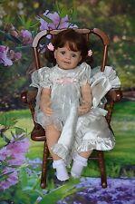 Masterpiece Dolls Abigail, 32 Inch by Monika Peter-Leicht, Vinyl and Cloth