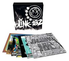 BLINK-182 - BOX SET (LIMITED EDITION )  10 VINYL LP NEW+