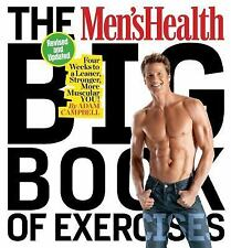 The Men's Health Big Book of Exercises: Four Weeks to a Leaner Stronger