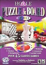 Hoyle Puzzle & Board Games 2007 - PC by Encore Software