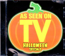 DJ's Choice AS SEEN ON TV HALLOWEEN SPECIALS: MIX OF MUSIC & SCARY SOUND EFFECTS