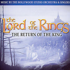 Hollywood Studio Orchestra & Singers : Lord of the Rings: The Return of the King
