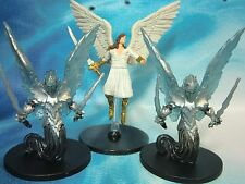 Dungeons & Dragons Miniatures Lot  Solar Angel of Retribution !!  s101