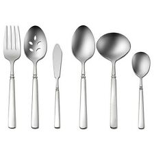 Oneida Easton 6 Piece Hostess & Serving Set 18/10 Stainless Flatware
