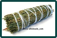 """Cedar Smudge 4"""" to 5"""" Stick House Cleansing Negativity Removal WHOLESALE"""