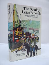 The Spuddy by Llilian Beckwith HB DJ 1974 Illustrated