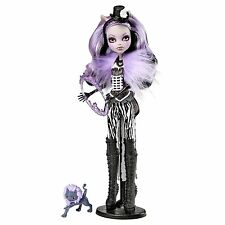 MONSTER HIGH-CLAWDEEN WOLF-FIGLIA DEL LUPO MANNARO-Freak DU Chic-NUOVO