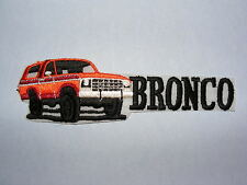 Bronco patch