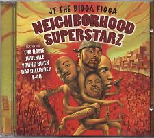 JT THE BIGGA FIGGA - Neighborhood superstarz - CD 2005  NEAR MINT  CONDITION