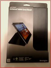 Kensington Black Folio Expert Universal Tablet Cover Stand Black Model K39591WW