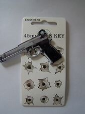 45mm Gun Kwikset house key blank.