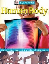 Human Body book by Caroline Bingham (2003, Hardcover) in excellent condition