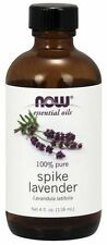 NOW Foods - 100% Pure Essential Oil Spike Lavender - 4 oz.
