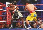 Floyd Mayweather v Manny Pacquiao Superfight Action #4 Poster