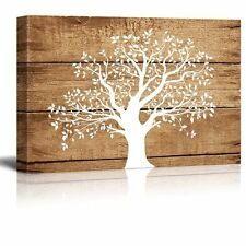 "Wall26 - Canvas Prints Wall Art - Artistic Abstract Tree - 16"" x 24"""