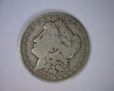 KEY DATE 1894O MORGAN SILVER DOLLAR UNITED STATES COIN 1894 O