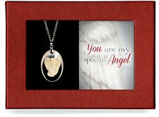 Angel Star Gift-Boxed 18 inch Chain Acrylic Pendant My Special Angel 16152