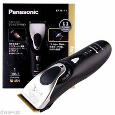 Panasonic ER1611 k Professional Rechargeable Men Hair Clipper Japan Made L012