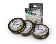 FILO TRECCIATO POWER PRO SUPER 8 SLICK 0,15 MT 135 VERDE