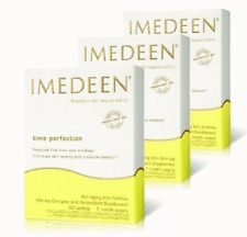 NEW IMEDEEN TIME PERFECTION 180 tablets,3 month supply EXP. 2018 UK BNIB **