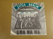 45T SINGLE / SHA NA NA - LITTLE DARLIN' / LONG TALL SALLY