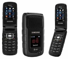 New Samsung Rugby II A847 2MP 3G GPS MobilePhone Black Unlocked 1300mAh AT&T