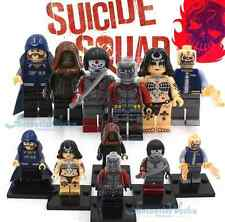 SUICIDE SQUAD MARVEL LEGO COMPATIBLE HARLEY QUINN JOKER DC COMICS BLOCKS...