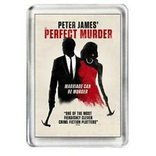 Perfect Murder. The Play. Fridge Magnet.