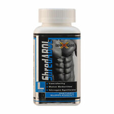 Gen X Labs ShredABOL Extreme Muscle Vascularity Definition Hardness GET RIPPED