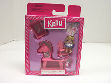 KELLY (BABY SISTER OF BARBIE) SPECIAL COLLECTION NURSERY SET 1997 NRFB MATTEL
