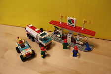 Lego 6562 Octan Tankstelle mit OBA / Octan Gas Stop complete with instruction