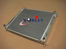 3 row 56mm for Nissan Aluminum Radiator 300ZX Z32 turbo 89-97 MT New