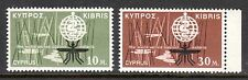 Cyprus - 1962 Fight Malaria - Mi. 200-01 MNH