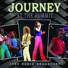 JOURNEY New Sealed 2016 UNRELEASED 1980 HOUSTON LIVE CONCERT CD