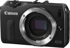 Infrared 720nm Converted Canon EOS M Compact System Camera CSC Black Body Only